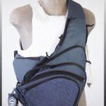 Оружейная сумка для профессионалов Pangolin Mini Grey Blue Jeans 2015. Серая.