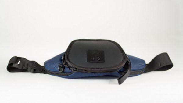 Поясная сумка для пистолета Casual Bag S MINI. Синяя.
