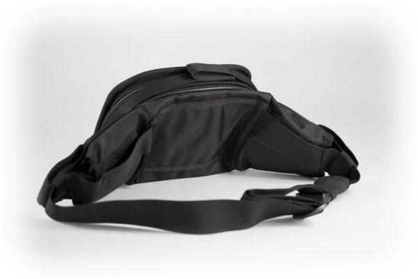 Поясная сумка для пистолета Casual Bag S. Черная.
