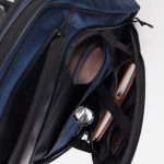Оружейная сумка, аптечка, бронезащита. Сумка 9Tactical Sling LQB Navy Blue. Синяя.