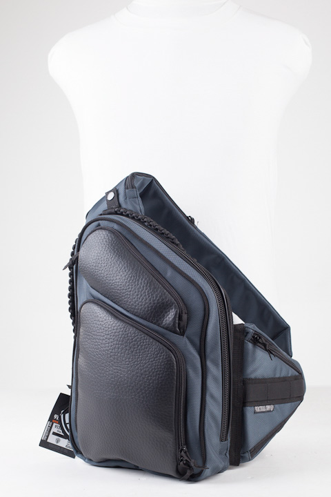 Купить сумку для скрытого ношения оружия 9Tactical Sling MQB Grey. Серая.