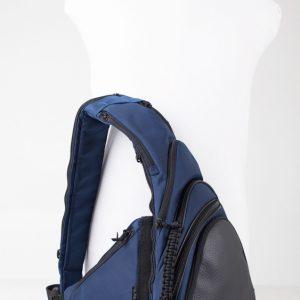 Пистолетная сумка для профессионалов Pangolin Mini Navy Blue 2017. Синяя.