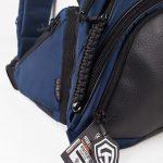 Пистолетная сумка для профессионалов Pangolin Mini Navy Blue. Синяя.