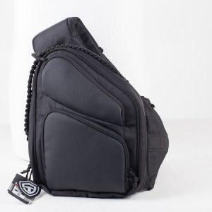 Купить сумку для пистолета 9Tactical Sling SQB Black Pixel. Чёрная.
