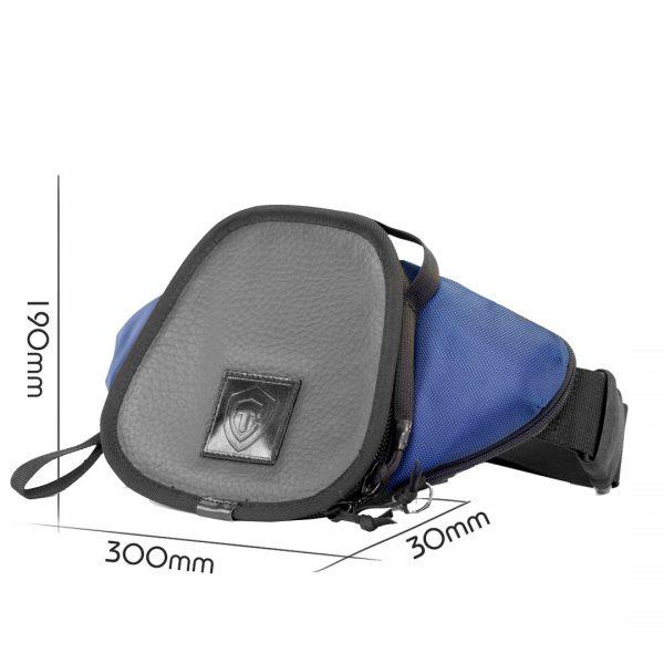 Casual Bag S MINI CalfSkin. Cумка кобура для пистолетов Форт и ПМ.