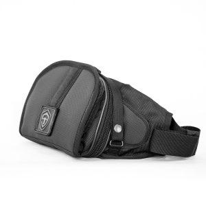 Сумка кобура для пистолета поясная Casual Bag S Pixel. Черная.