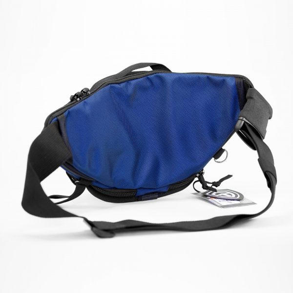 Cумка кобура для пистолета Casual Bag S MINI MATRIX. Синяя.