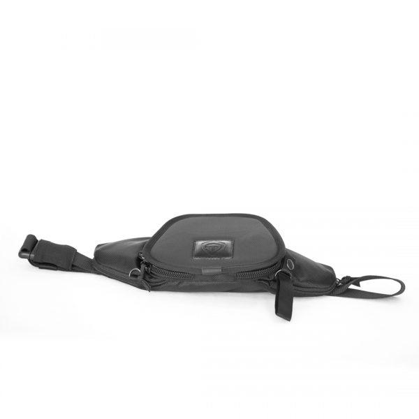 Сумка для скрытого ношения оружия Casual Bag S MINI PIXEL. Чёрная.