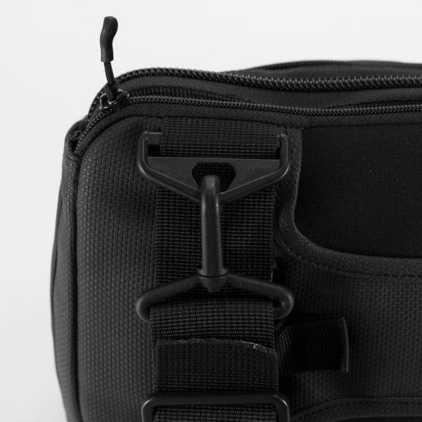 Сумка для скрытого ношения оружия 9TACTICAL Piligrim S Black Pixel