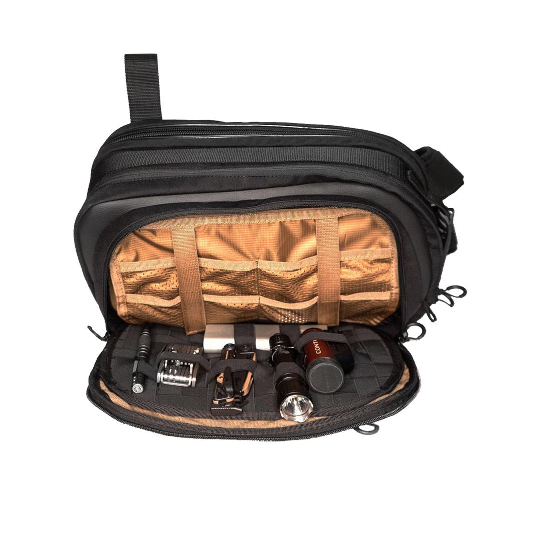 Рюкзак для журналистов, туристов 9Tactical Fusion Backpack XL