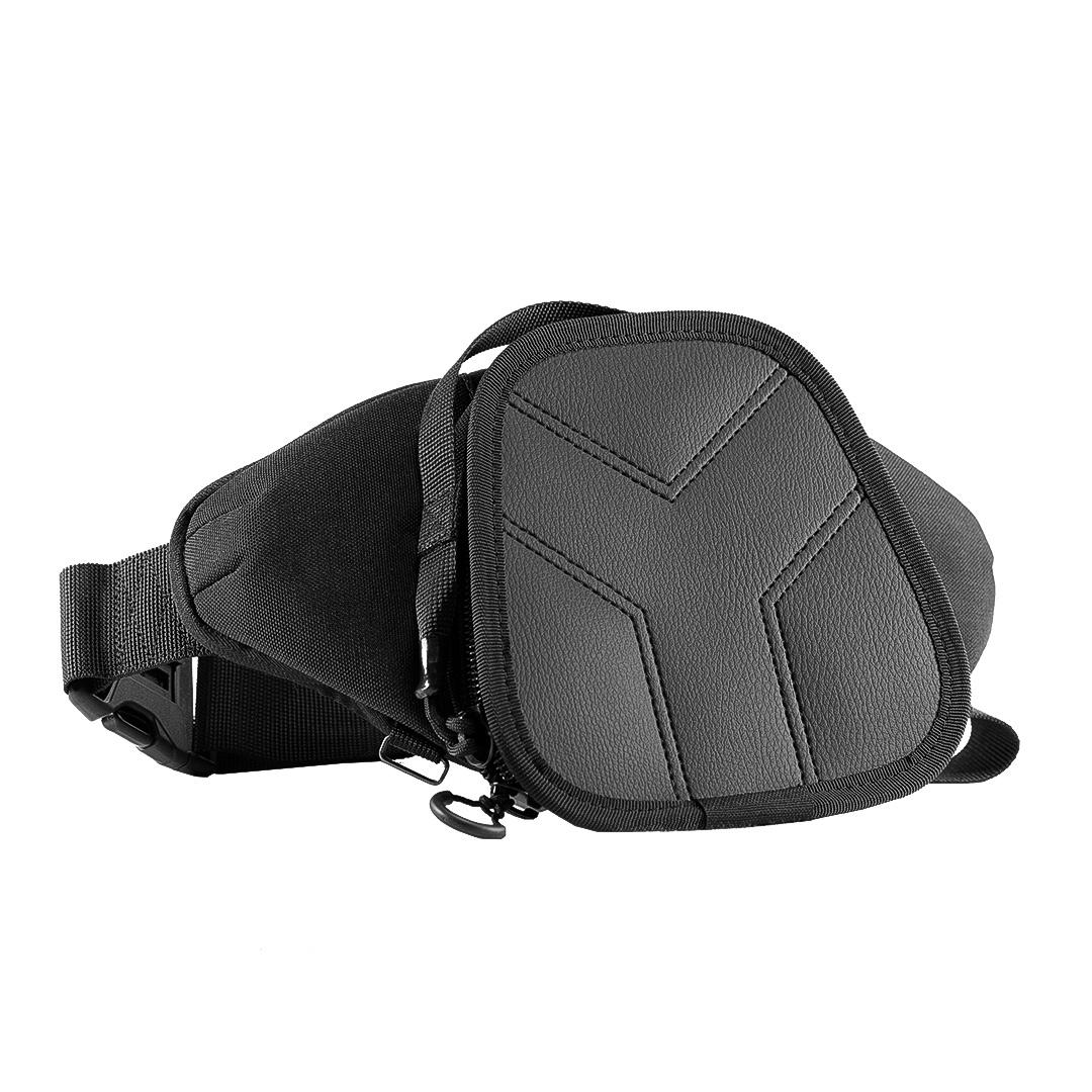 Поясная сумка для пистолета Casual Bag S MINI Y2019. Чёрная.