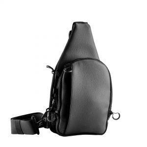 Piligrim MINI MH. Мужская слинг сумка.