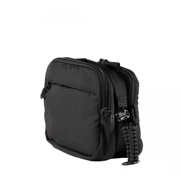 Focus Black. Чоловіча пістолетна сумка.