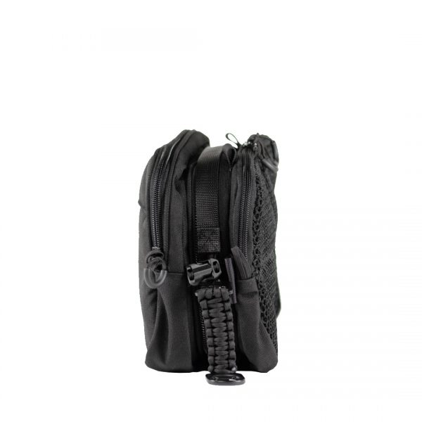 Focus Black. Мужская пистолетная сумка.