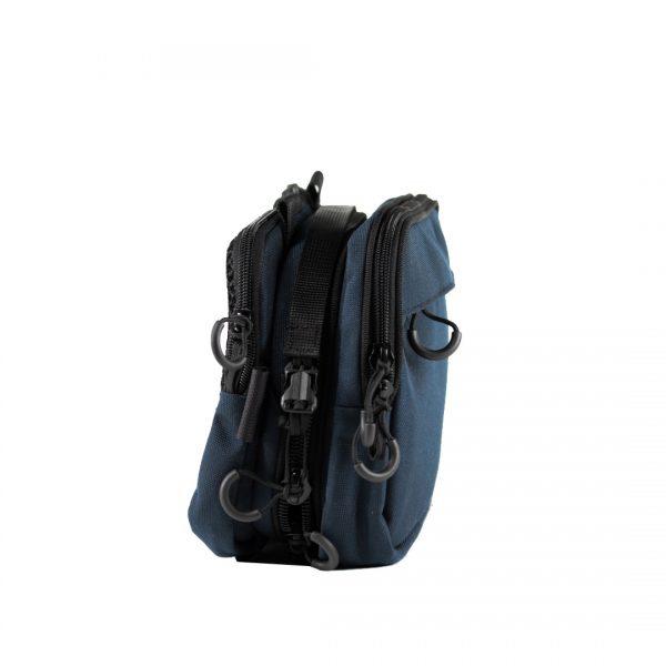Focus Navy. Чоловіча пістолетна сумка.