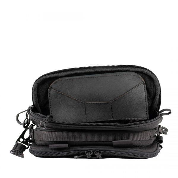 Focus Black MH. Мужская пистолетная сумка.