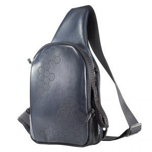 Piligrim Navy С. Файна чоловіча торба.
