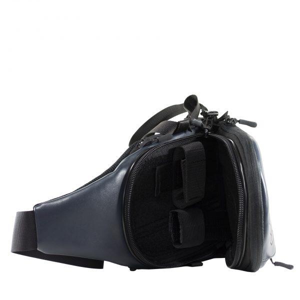 Piligrim Navy С. Мужская сумка слинг.