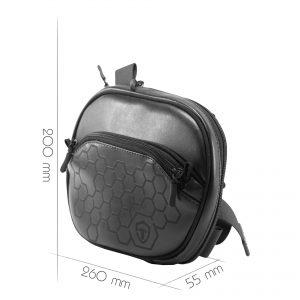 S Combo C 2020 Black. Пістолетна сумка.