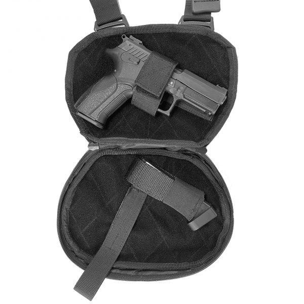 S Combo C 2020 Black. Пистолетная сумка.